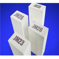 Quality The Customized size Refractory Material Insulating Fire Bricks Blocks for Glass Smelting Furnace for sale