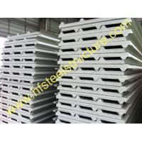 Quality Building Material Light Weight Fireproof Metal Roofing Sheets EPS Sandwich Panels for sale