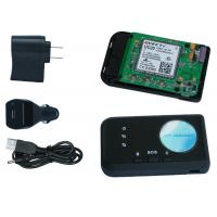 Quality Mobile App Controlling Gps Car Security Tracking Device , SOS Alarm Gps Car Security System for sale