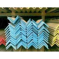 Buy cheap Equal / Unequal Type Stainless Steel Angle Bar Thickness for Construction from wholesalers