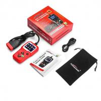 China AL319 Car Engine Tester , KONNWEI KW680 Car Diagnostic Tool Support XP WIN7 WIN8 WIN10 System on sale