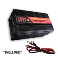 Quality Car Inverter for Car Wellsee 2000W WS-IC2000 for sale