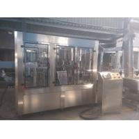 4000BPH HY Bottled Mineral Water Filling Machine 4.5kw Power