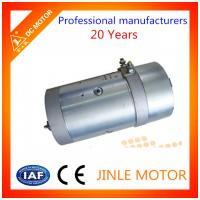 Quality High Power 3KW Dc Motor Hydraulic 2850RPM 125MM OD Gearboxes Available for sale