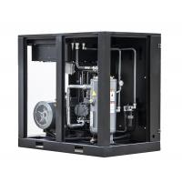 Quality Frequency conversion rotary belt driven screw compressor water cooling stationary for sale