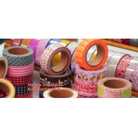 China 90 rolls washi glitter tapes set decorative mini 12mm wide masking tapes with bottle DIY crafts and kid gifts BAGEASE B on sale
