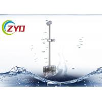 Quality 25mm Size Hand Held Shower Head With Slide Bar, CE Shower System With Slide Bar for sale