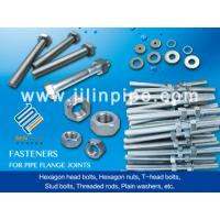 Quality bolts and nuts for ductile iron pipe fittings and joints for sale