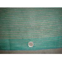 Quality Dark Green Construction Safety Netting For Scaffolding , HDPE Building Net for sale