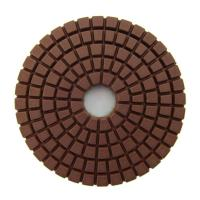 Quality Wet Grinding Diamond Polishing Pads For Stone / Glass 3 Inch 4 Inch 5 Inch for sale