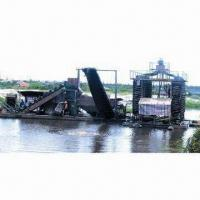 Buy cheap River Dredger, Easily Operated for Sand and Gravel Dredging, Equipped with from wholesalers