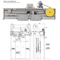 Quality HDMJ-06 2 leafs center opening VVVF door operator for sale