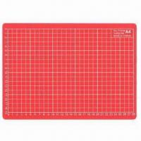 Quality Eco-friendly Cutting Mat with Accurate Printed Scale for sale