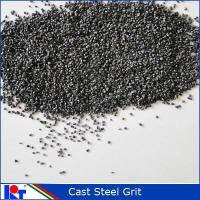 Quality Blast material Abrasive steel GRIT for steel surface G14 for sale