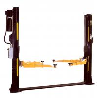 China Top Quality Two Post Floor Plate Car Lifts Electric Lock Release 2 Post Car Lift 4000kg/1800mm on sale