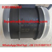 Quality BOSCH Mass Air Flow Sensor Meter 0281006202 / 0 281 006 202 original MAF 356679205 for sale