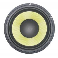 Quality Yellow Twin Terminals Mid Range Speakers Heavy Motor Structure for sale