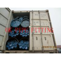 Quality ASTM A252 / ASME SA252 / Welded and Seamless Steel Pipe Piles for sale