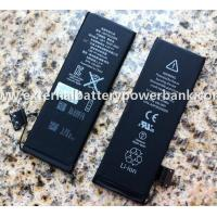 Quality 1450mAh Lithium Ion Iphone Replacement Batteries 1450 mAh , OEM for sale
