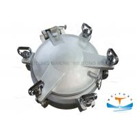 Quality Bolted Fixed Porthole Marine Windows For Boats A0 A60 Fire Proof Side Scuttles for sale