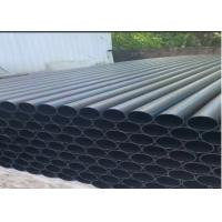 Buy cheap 90MM X 4.5MM 1.6 Black Plastic Water Pipe / Agriculture Flexible Irrigation Pipe from wholesalers