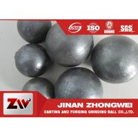 Quality High hardness and good wear resistance Steel Grinding Balls for Mining for sale
