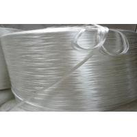 Quality Insulation Sealing Glass Fibre Roving White , Corrosion Resistant for sale