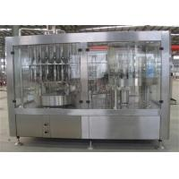 China Drinking Water Washing / Filling / Capping 3- In -1 Bottled Water Production Line on sale