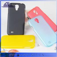 China HOT selling PC case for Samsung Galaxy S4 soft case on sale