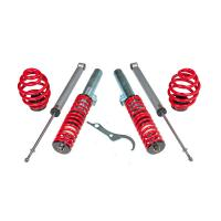 China High quality Adjustable Coilover Suspension Kit for BMW E46 convertible on sale
