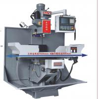 China High Torque Spindle Five Axis Milling Machine , 3KW Knee Milling Machine on sale