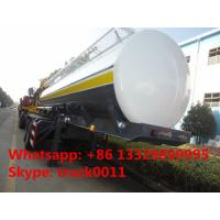 Quality BPW 2 axles 35,000L fuel tank trailer for sale, hot sale CLW brand 2 axles 35 cubic meters oil tank semitrailer for sale