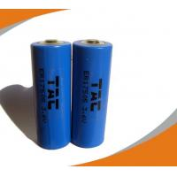 China High energy density LiSOCl2 3.6V Battery for Radio Communication, Seismic Equipment on sale