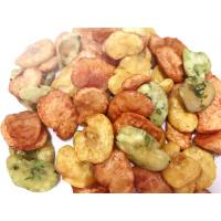 Quality Seaweed Coated Mixed Flavors Fava Bean Chips Fried Crispy 10- 12kg / CTN for sale