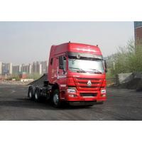 Quality HOWO-6*4-371HP-ONE BED-Tractor truck, Primer Moving, Semi-trailer Towing Truck for sale
