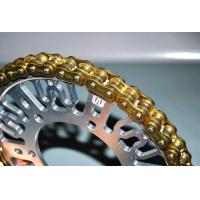 Quality High performance Motorcycle 520H O-RING Chain Sprocket (Drive Front & Rear) for sale