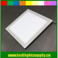 China Aluminum ABS 30*30cm square flatlight led panel ceiling light on sale