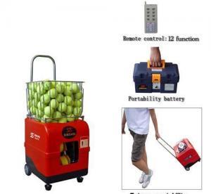 China Tennis Ball Machine V8-5 on sale