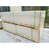 Square / Recessed Edge Exterior Fiber Cement Board Reinforced Shatter Resistant