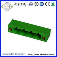 Buy F85-8-7.62 Pitch7.62 Plug for Pluggable Terminal Block Connector at wholesale prices