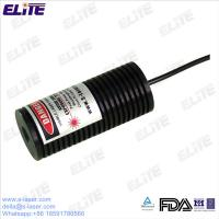 Quality Customized 830nm 5mw-30mw Infrared Laser Module for Military Collimation&Lighting&Survey for sale