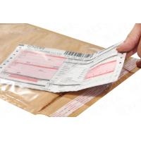Buy cheap Brown Poly Kraft Shipping Envelopes , 6x9 / 4x7 Bubble Mailers from Wholesalers