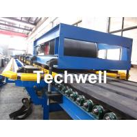 Buy Automatic Stacker Double Belt Type Polyurethane Sandwich Panel Forming Machine at wholesale prices