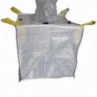 Quality Electric conduction big bag with single and double fold hem for sale