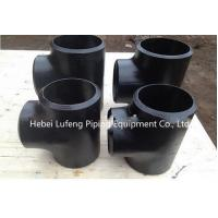 Quality Iron Casting/ Stainless Steel Pipe Fitting/Forged Equal Tee/Reducing Tee for sale