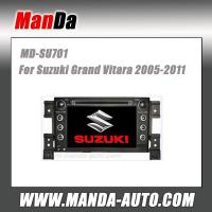 Quality 2 din car dvd player for Suzuki Grand Vitara (2005-2011) in-dash dvd car multimedia navigation system for sale