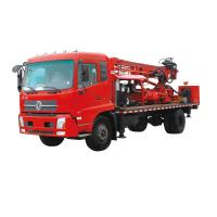 Quality 300m Depth Truck Mounted Water Well Drilling Rig 6×4 Chassis 85km/h for sale