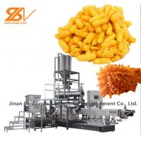 Quality Stable Automatic Chips Making Machine Corn Stick Extruder Easier To Clean for sale