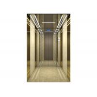 Quality 1.0m/s Speed Machine Room Less Elevator ESW630-CO Model Ultra-thin control cabinet for sale