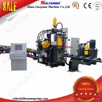Quality CNC Angle Punching Marking Shearing Machine APL2020 for sale